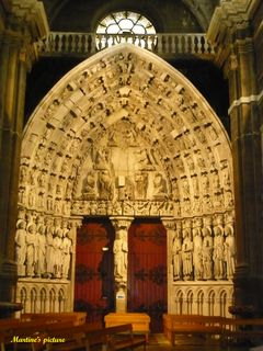 Porte des Apôtres - Cathédrale de Dax