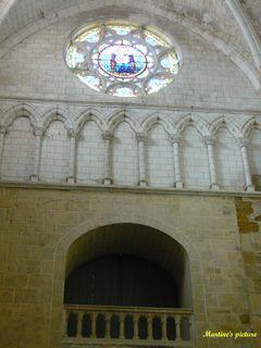 Ancien balcon des pèlerins - Sorde l'Abbaye