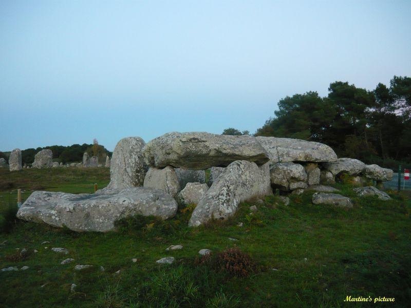 Dolmen Carnac